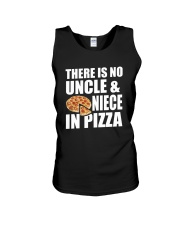 There Is No Uncle And Niece In Pizza Unisex Tank thumbnail