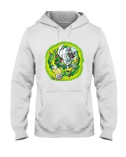 Adventure Pugs Hooded Sweatshirt thumbnail
