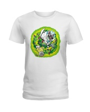 Adventure Pugs Ladies T-Shirt thumbnail