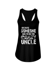 The Crazy Uncle Ladies Flowy Tank thumbnail