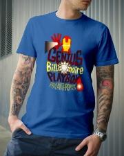 Genius Billionaire Classic T-Shirt lifestyle-mens-crewneck-front-6