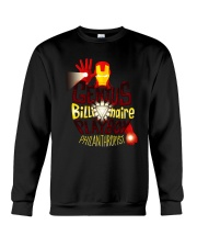 Genius Billionaire Crewneck Sweatshirt tile