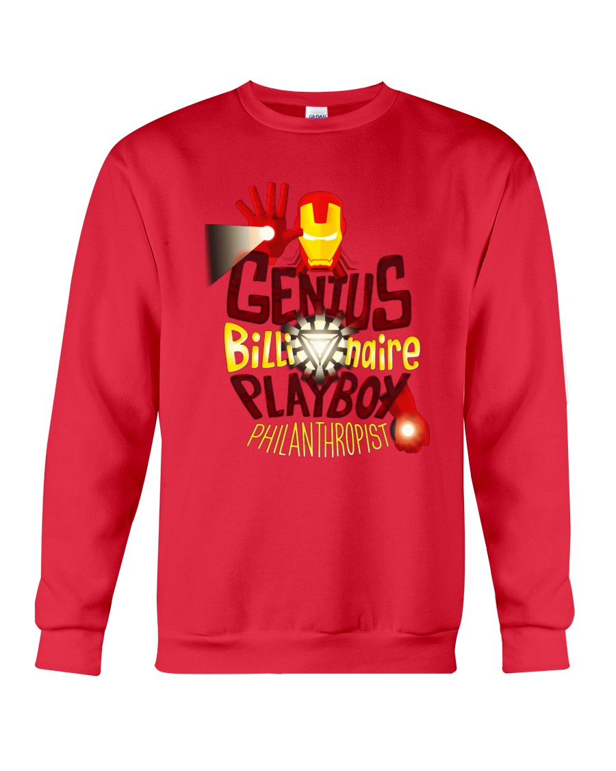 Genius Billionaire Crewneck Sweatshirt