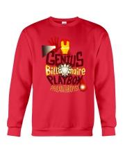 Genius Billionaire Crewneck Sweatshirt front