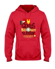 Genius Billionaire Hooded Sweatshirt front