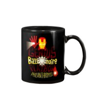 Genius Billionaire Mug tile