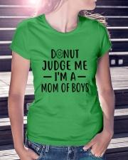 Donut Judge Me Ladies T-Shirt lifestyle-women-crewneck-front-7