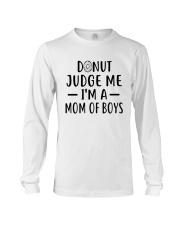 Donut Judge Me Long Sleeve Tee thumbnail