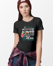 I'm The Loving Auntie Ladies T-Shirt lifestyle-women-crewneck-front-9