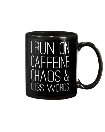 I Run On Caffeine