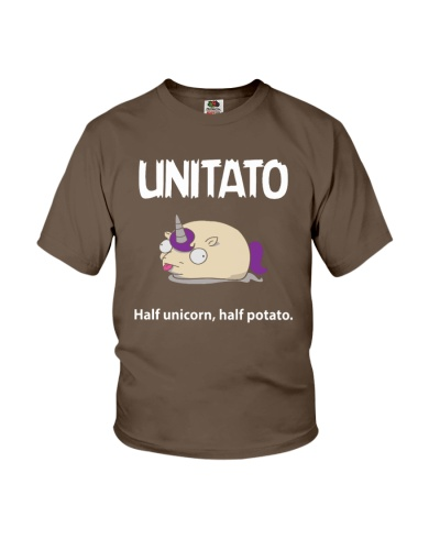 Unitato - Half Unicorn Half Potato