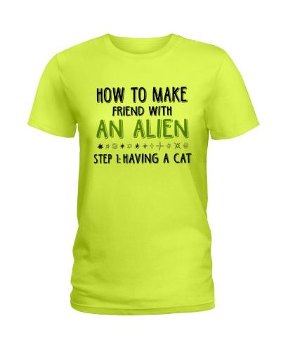 Having A Cat