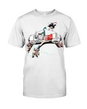 Bulma DragonBall  Classic T-Shirt front