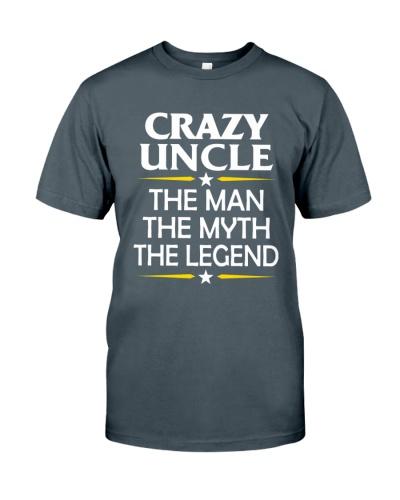 Crazy Uncle