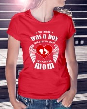 So There Was A Boy Who Stole My Heart Ladies T-Shirt lifestyle-women-crewneck-front-7