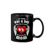 So There Was A Boy Who Stole My Heart Mug thumbnail