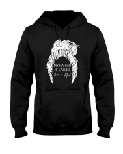 I'm A Mom Hooded Sweatshirt thumbnail