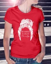 I'm A Mom Ladies T-Shirt lifestyle-women-crewneck-front-7