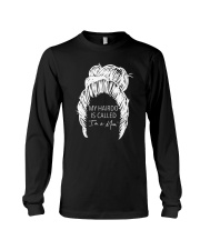 I'm A Mom Long Sleeve Tee thumbnail