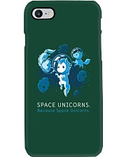 Because Space Unicorns Phone Case tile