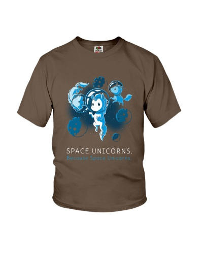 Because Space Unicorns