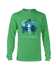 Because Space Unicorns Long Sleeve Tee thumbnail