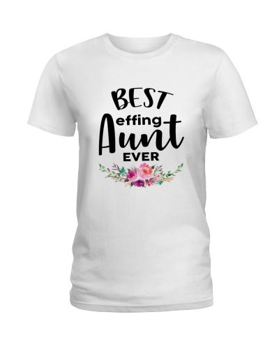 Best Effing Aunt Ever