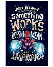 It Can't be Improved 11x17 Poster thumbnail