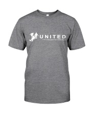 If it's Overbooked We'll Make Room Classic T-Shirt front