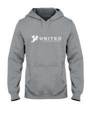 If it's Overbooked We'll Make Room Hooded Sweatshirt thumbnail
