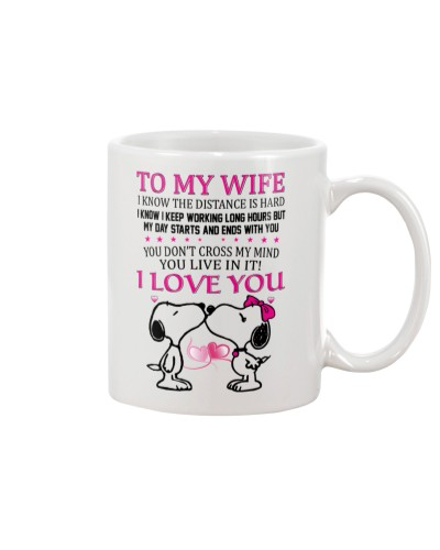 To My Wife - Limited Edition