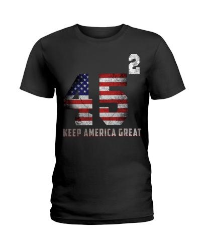 Macrolid Trump For 45th President 2020
