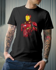 Iron Fighter Classic T-Shirt lifestyle-mens-crewneck-front-6