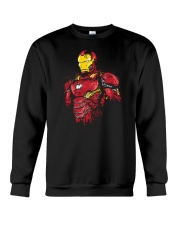Iron Fighter Crewneck Sweatshirt thumbnail