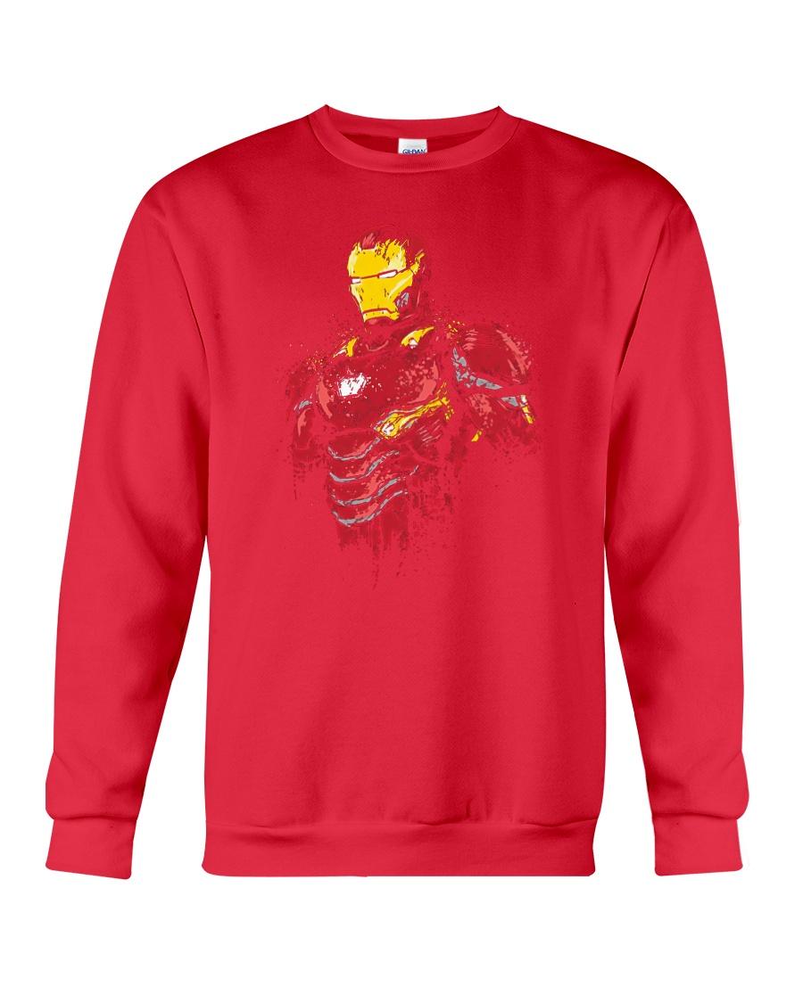 Iron Fighter Crewneck Sweatshirt