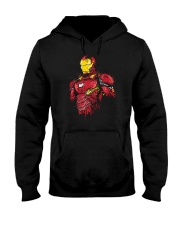 Iron Fighter Hooded Sweatshirt thumbnail