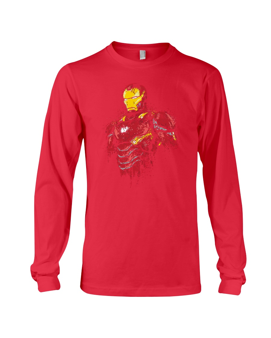 Iron Fighter Long Sleeve Tee