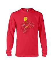 Iron Fighter Long Sleeve Tee front