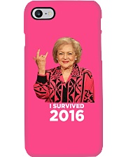 I Survived 2016 Phone Case thumbnail