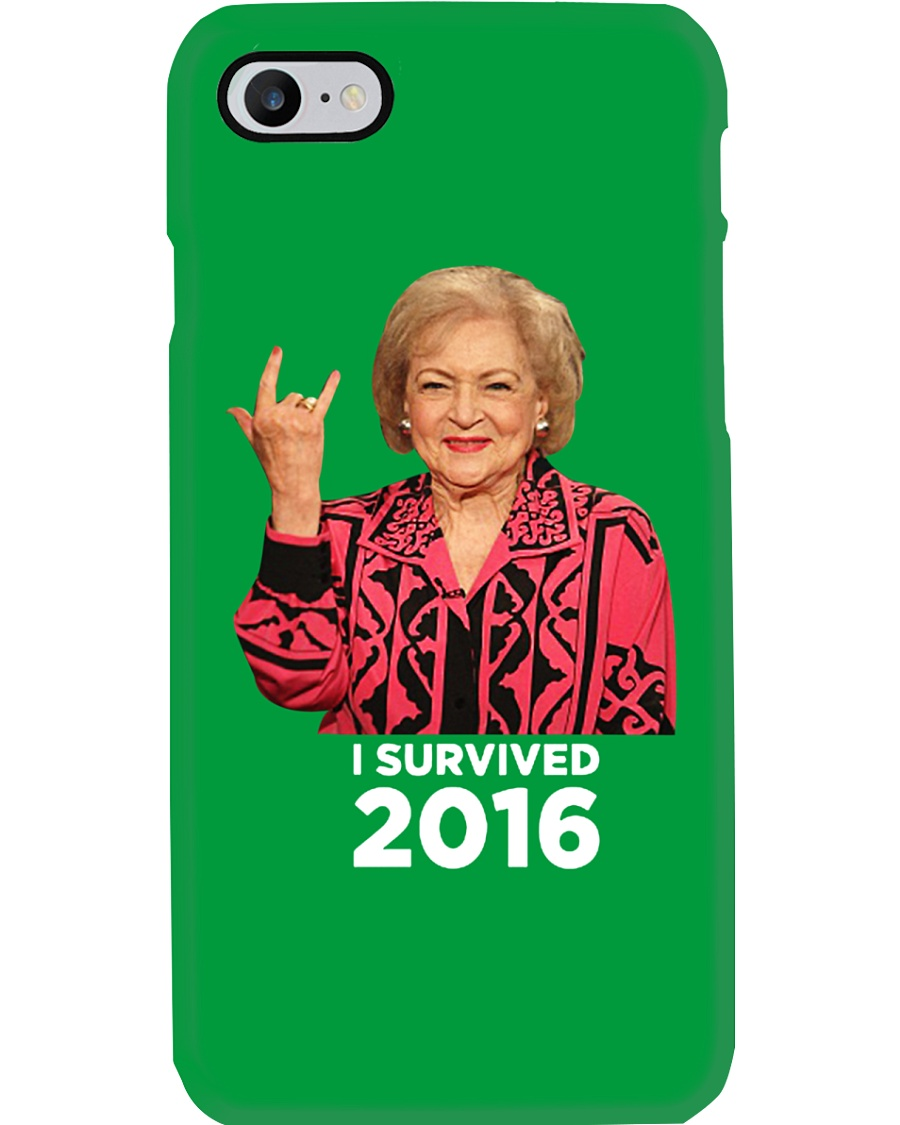 I Survived 2016 Phone Case