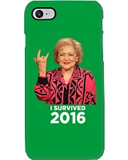 I Survived 2016 Phone Case i-phone-7-case