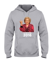 I Survived 2016 Hooded Sweatshirt thumbnail