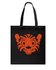 Tiger Tote Bag front