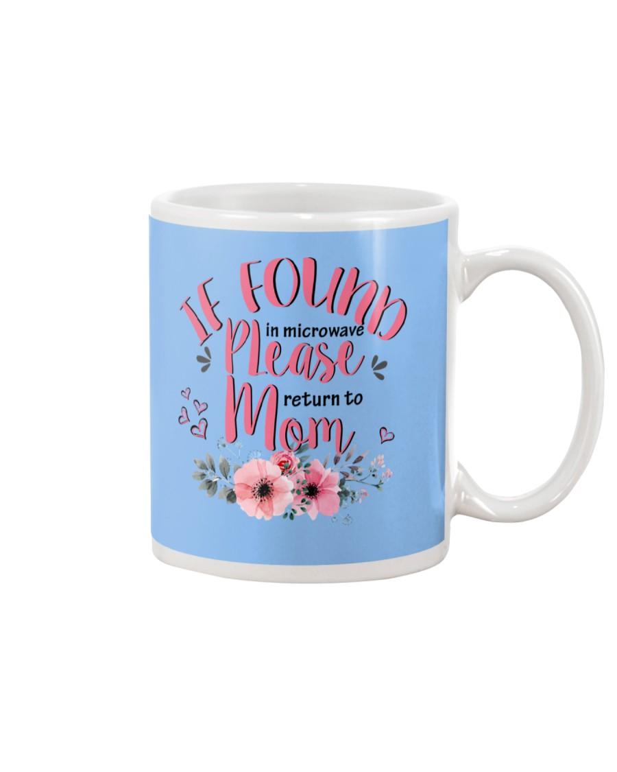 Please Return To Mom Mug