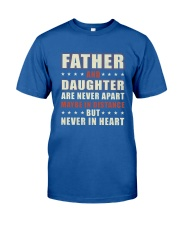 Father And Daughter Classic T-Shirt front