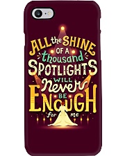 Will Never Be Enough For Me Phone Case i-phone-7-case