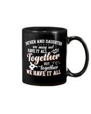 Father And Daughter Mug thumbnail