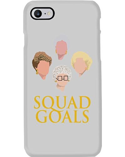 Golden Girl- Squad Goals