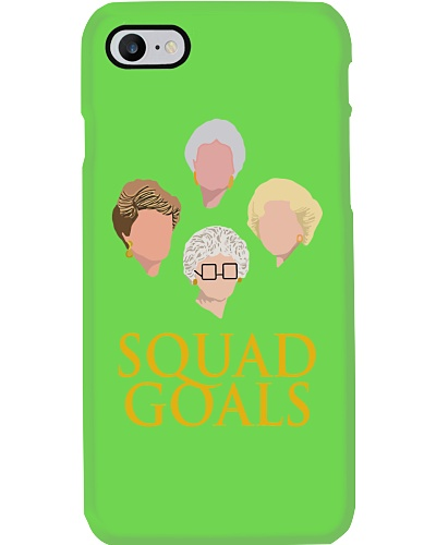 Golden Girl- Squad Goals