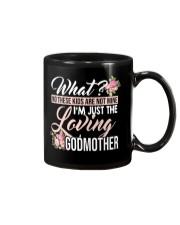 I'm Just The Loving Godmother Mug thumbnail